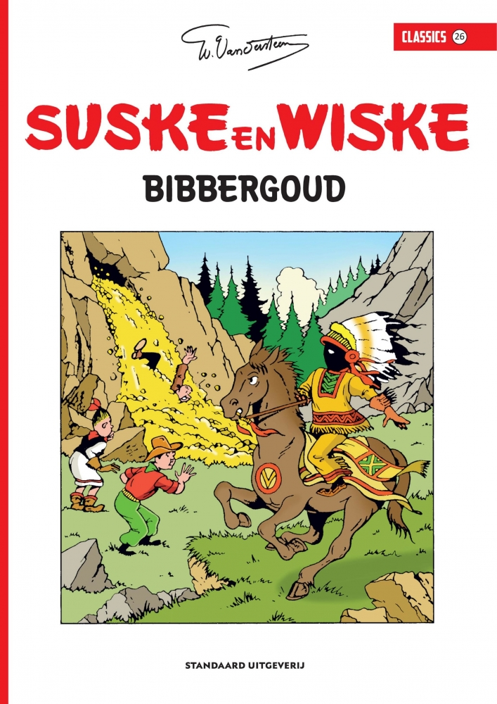 Willy Vandersteen,Bibbergoud