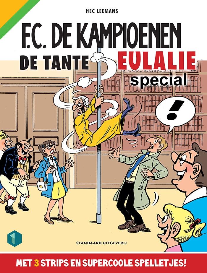Hec Leemans,Tante Eulalie-special