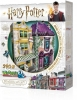 <b>W3d-0510</b>,Wrebbit 3d puzzle - harry potter -melkin`s & florian fortescue`s ice crea - 290