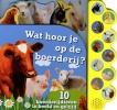 <b>Geluidboek Wat hoor je op de boerderij?</b>,