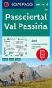 , Passeiertal, Val Passiria 1 : 25 000