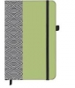 , Notitieboek hexagon soft touch 10x15