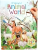 , Create your animal world colouring