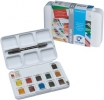 ,<b>Talens van gogh aquarelset 12 napjes pocketbox</b>