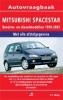 <b>Vraagbaak Mitsubishi Spacestar</b>,Benzine/Diesel 1999-2005