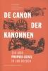 Lex Bijlsma, Lucas Ligtenberg, Bob Polak, De canon der kanonnen