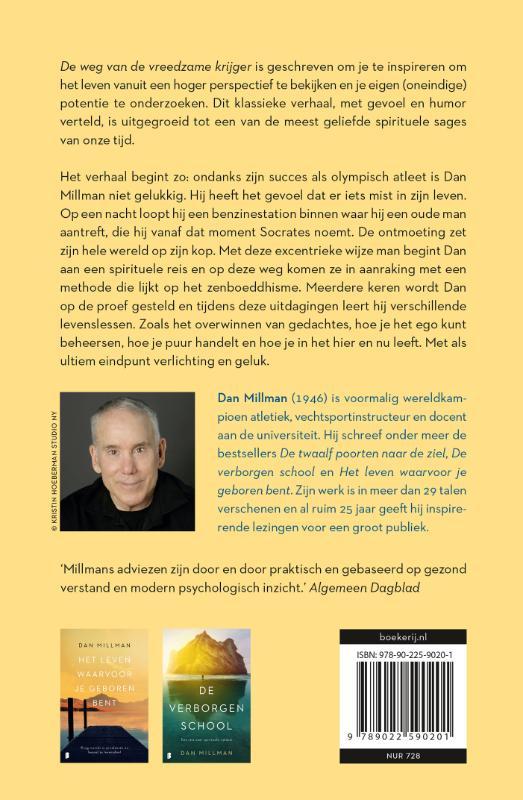 Dan Millman,De weg van de vreedzame krijger
