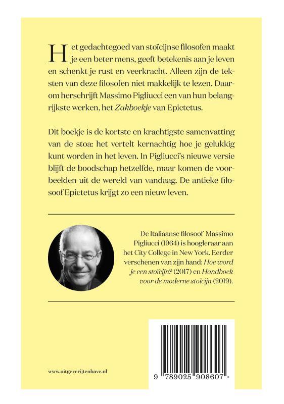 Massimo Pigliucci,De stoïcijnse gids voor geluk