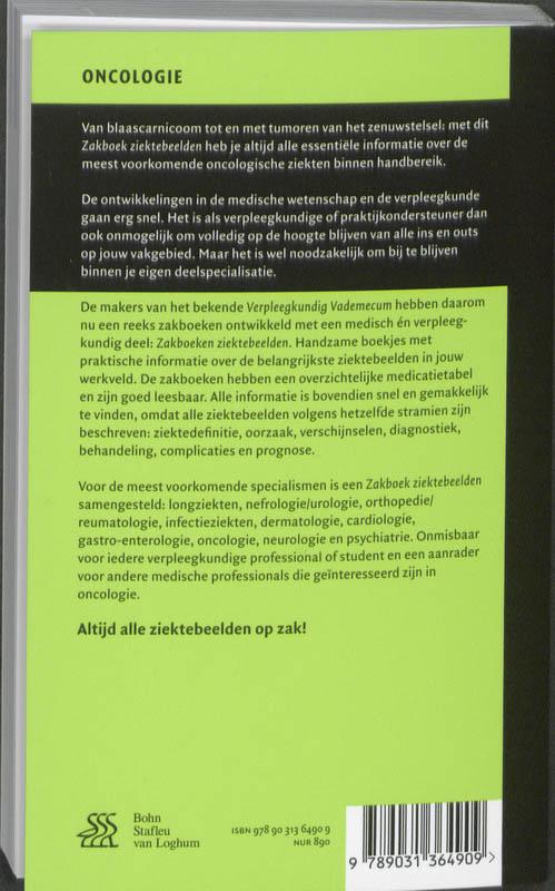 ,Zakboek ziektebeelden Oncologie