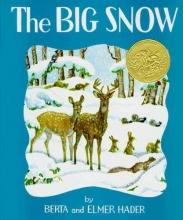Hader, Berta,   Hader, Elmer Big Snow
