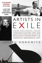 Horowitz, Joseph Artists in Exile