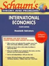 Salvatore, Dominick Schaum`s Outline of International Economics