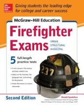 Spadafora, Ronald R. McGraw-Hill Education Firefighter Exams