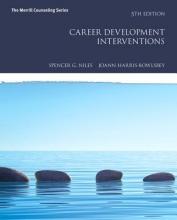 Niles, Spencer G.,   Harris-Bowlsbey, Joann Career Development Interventions