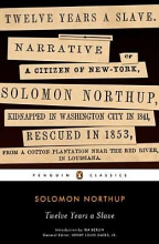 Northup, Solomon Twelve Years a Slave