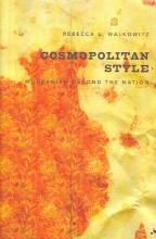 Walkowitz, Rebecca Cosmopolitan Style