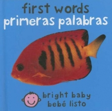 Priddy, Roger Bilingual Bright Baby First Words