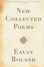Boland, Eavan New Collected Poems