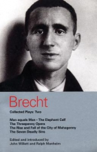Brecht, Bertolt Brecht Collected Plays