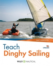Harrison, Gaz Teach Dinghy Sailing