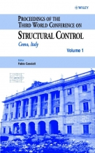 Casciati, Fabio Proceedings of the Third World Conference on Structural Control