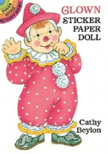 Beylon, Cathy Clown Sticker Paper Doll