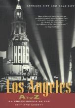 Leonard Pitt,   Dale Pitt Los Angeles A to Z