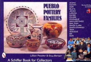 Lillian Peaster,   Guy Berger Pueblo Pottery Families