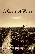 Baca, Jimmy Santiago A Glass of Water