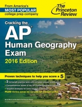 Princeton Review Cracking the AP Human Geography Exam