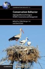 Oded Berger-Tal,   David Z. Saltz Conservation Behavior