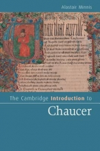 Minnis, Alastair Cambridge Introduction to Chaucer