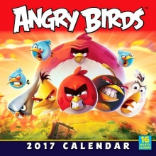 Rovio Cal 2017-Angry Birds
