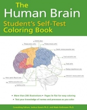 The Human Brain Student`s Self-Test Coloring Book