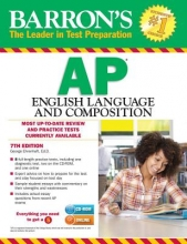 Ehrenhaft, George Barron`s AP English Language and Composition + Online
