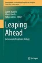 Judith Masters,   Marco Gamba,   Fabien Genin,   Russell H. Tuttle Leaping Ahead