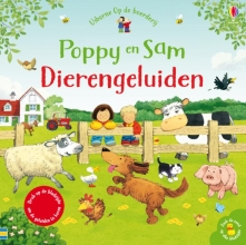 , Poppy en Sam Dierengeluiden