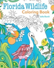 Julie Burch Florida Wildlife Coloring Book