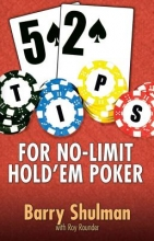 Shulman, Barry 52 Tips for No-Limit Hold`em Poker