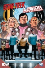 Roberson, Chris Star Trek