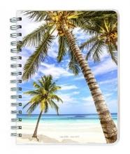 Tropical Beaches 2017 Academic Planner