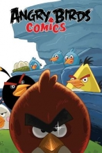 Parker, Jeff Angry Birds Comics