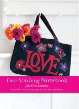 Constantine, Jan Love Stitching Notebook - Love