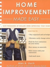 Lluch, Alex A. Home Improvement Made Easy