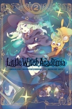 Yoshinari, Yoh,   Trigger Little Witch Academia 2