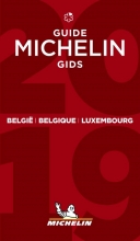 , Belgie Belgique Luxembourg -The MICHELIN Guide 2019