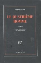 Gerard  Reve QUATRIEME HOMME /GALLIMARD NOIRE