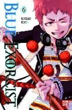 Kato, Kazue Blue Exorcist 06