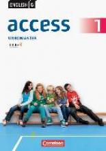 Rademacher, Jörg English G Access 01: 5. Schuljahr. Wordmaster mit Lösungen