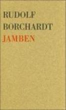 Borchardt, Rudolf Jamben